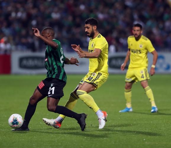 Yukatel Denizlispor 1-2 Fenerbahçe