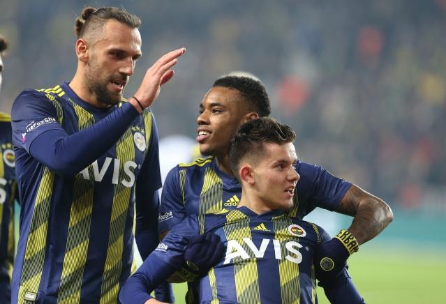 Fenerbahçe 5-2 Gençlerbirliği