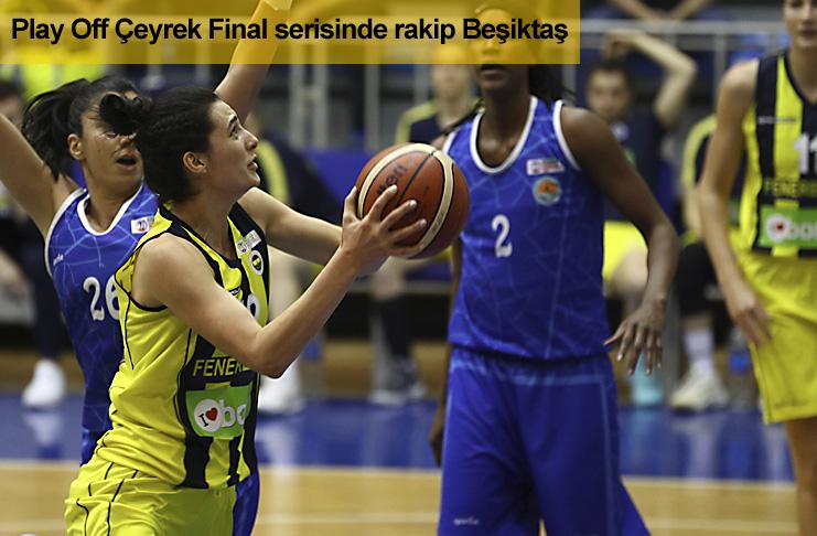 Fenerbahçe 76-55 Adana ASKİ