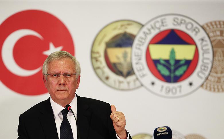 Aziz Yıldırım: Fenerbahçe olunca kimse kılını kıpırdatmaz..