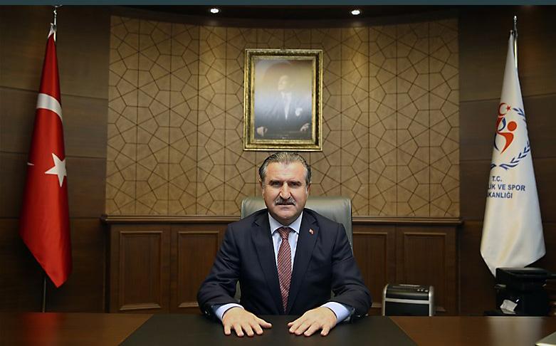 Bakan Osman Aşkın Bak, TFF'nin derbi kararıyla ilgili konuştu
