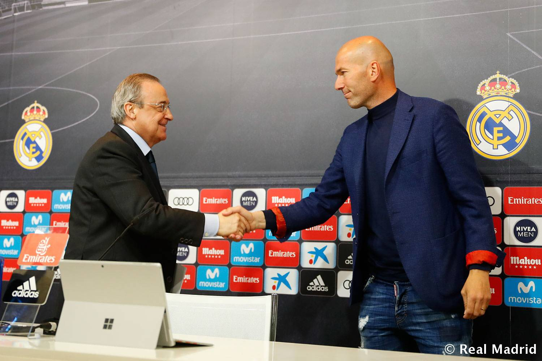 Real Madrid'de Zidane depremi!