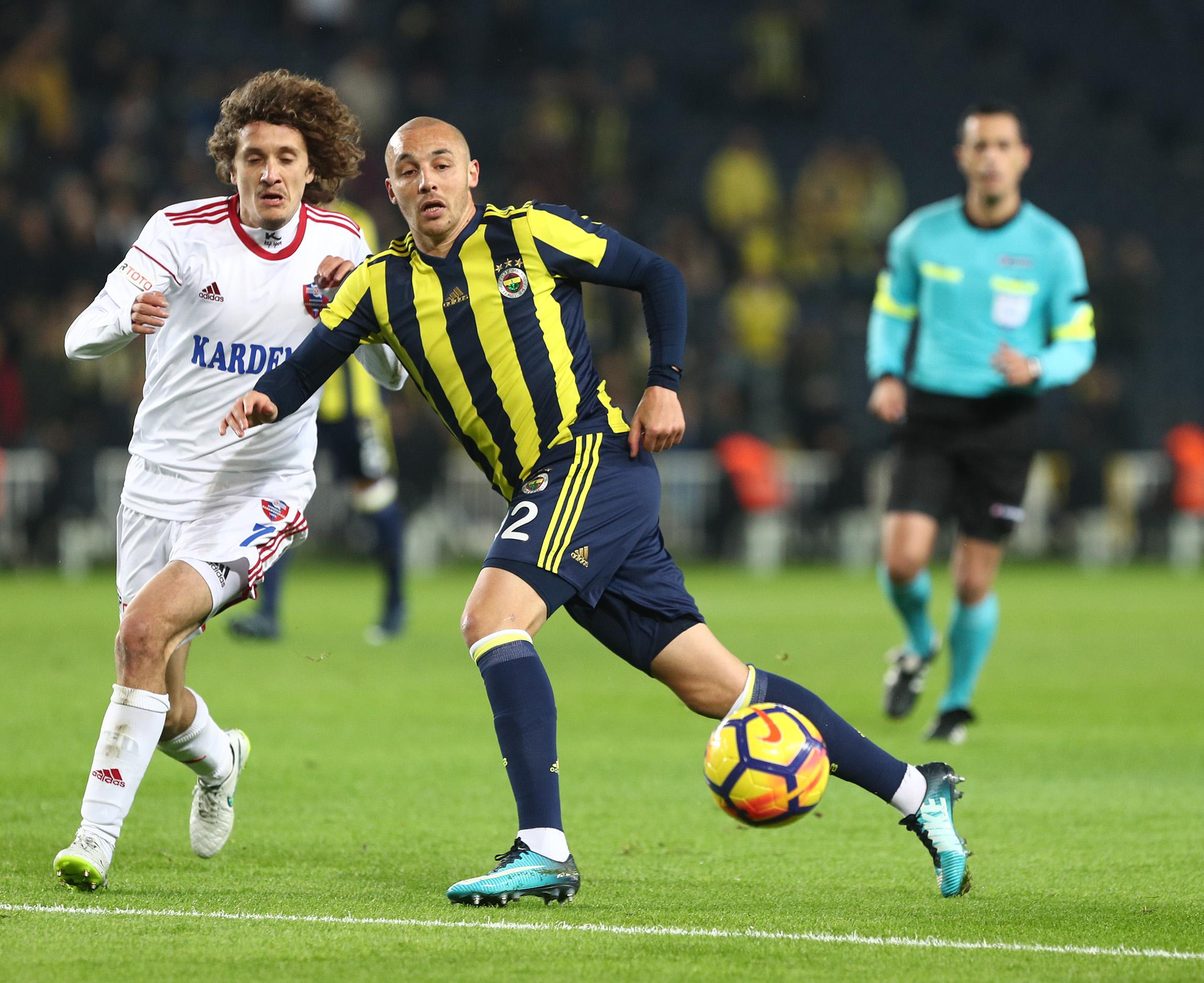 Fenerbahçe'de yedekler yeterli olmadı