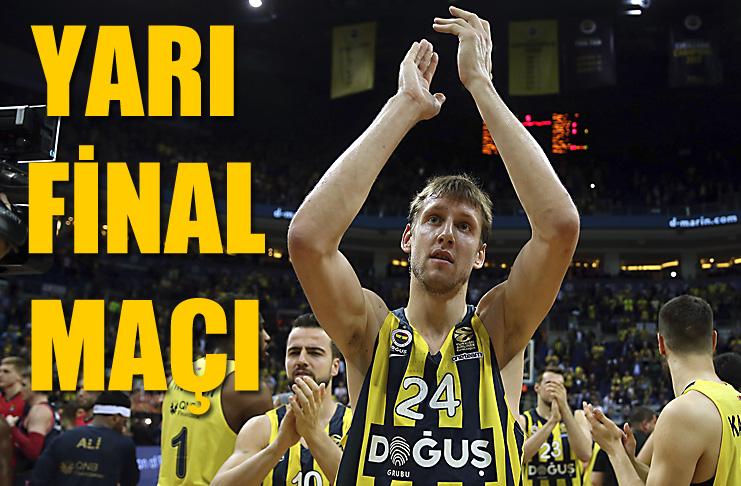 Yarı Final İlk Maçı Rakibimiz Banvit..