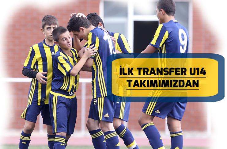 Aziz Yıldırım Fenerbahçe'nin ilk transferini açıkladı!