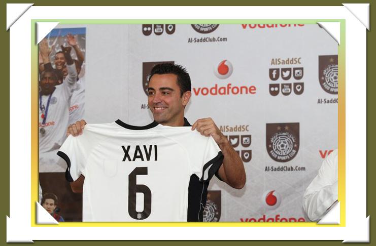 Xavi 2 yıl daha El Sadd'da