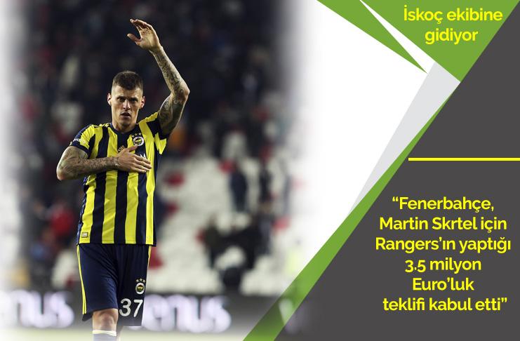 Fenerbahçe'de Skrtel ile yollar ayrılıyor mu?