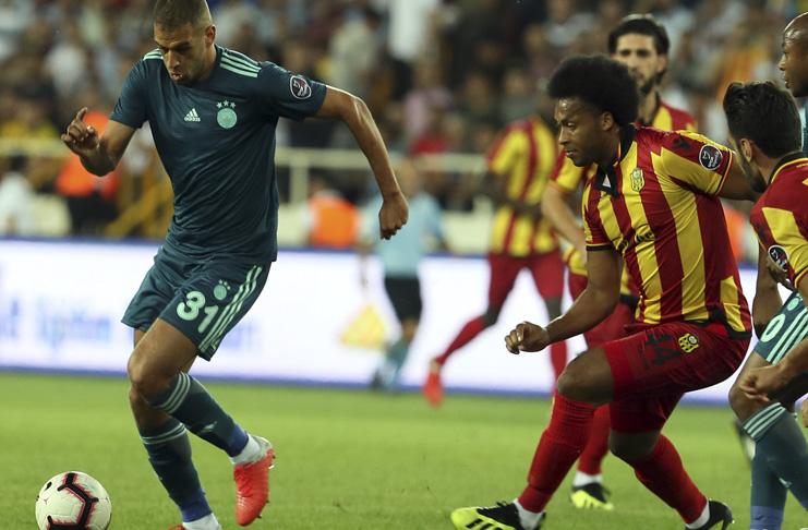 E.Y. Malatyaspor 1-0 Fenerbahçe