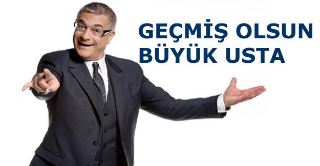 Düşerek yaralanan Mehmet Ali Erbil ameliyat edildi
