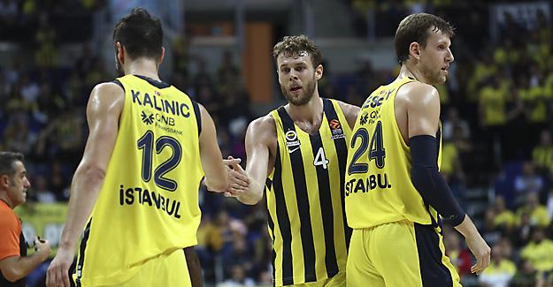 Fenerbahçe 93-85 Khimki Moskova