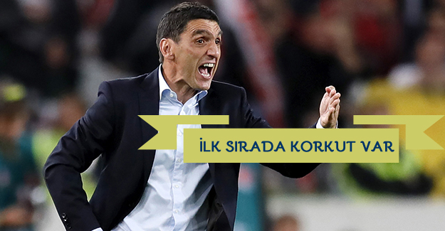 Fenerbahçe'de ilk aday Tayfun Korkut
