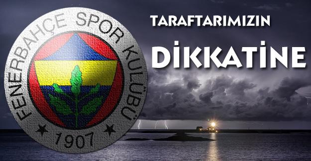 FBSKtarafından Galatasaray derbisi ile ilgili açıklama yapıldı