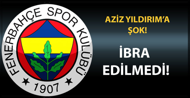 Fenerbahçe'den Eski yönetime şok!