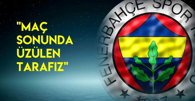 Fenerbahçe'den Fatih Terim'e cevap!