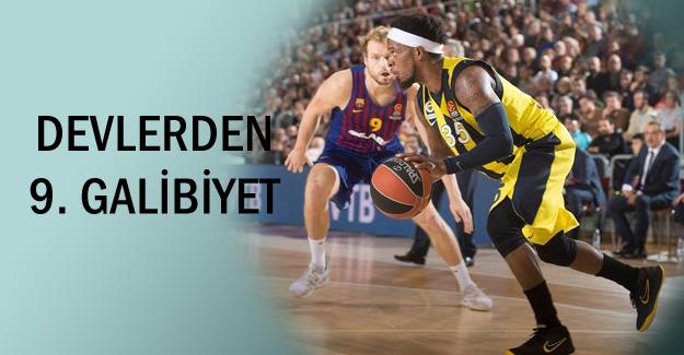 Barcelona Lassa 65-84 Fenerbahçe