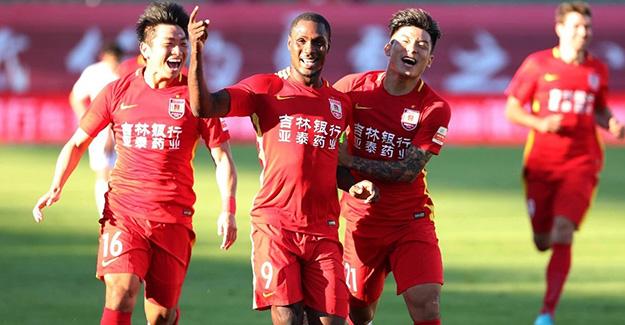 Fenerbahçe aradığı golcüyü Çin'de buldu: Odion Ighalo