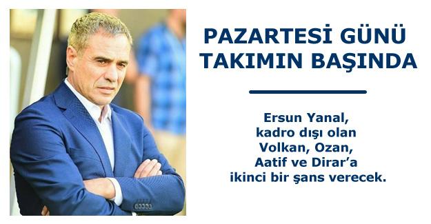 Fenerbahçe'de kadro dışı kalan futbolculara af!