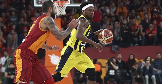 Galatasaray 84-74 Fenerbahçe Beko