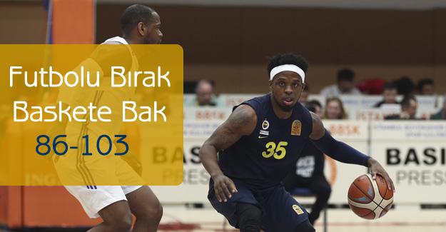 İstanbul BBSK 86-103 Fenerbahçe