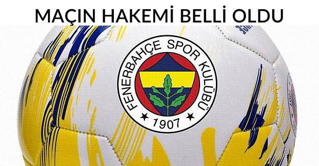 Spartak Trnava-Fenerbahçe maçının hakemi belli oldu