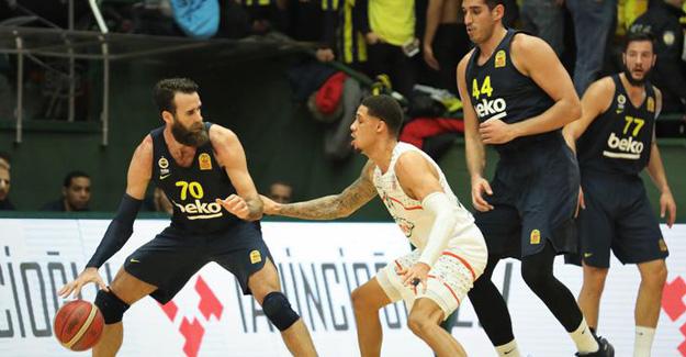 Banvit 83-78 Fenerbahçe Beko
