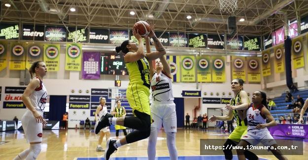 Fenerbahçe 102-65 Gündoğdu Adana Basketbol