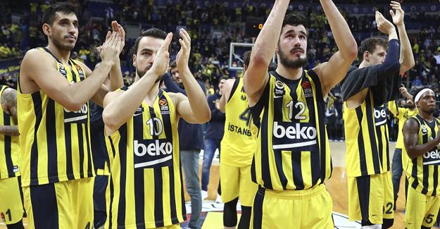 Fenerbahçe Beko 90-75 Olympiacos