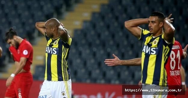 Fenerbahçe deli etmeye devam etti: 0-1