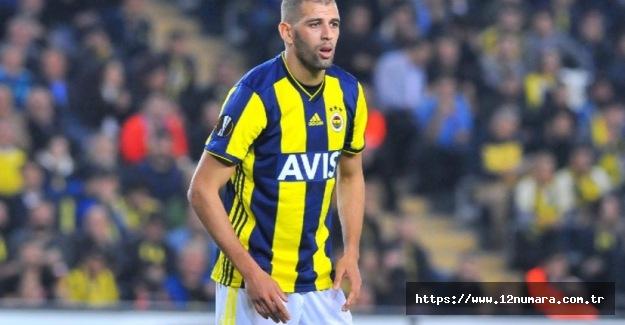 Slimani Fenerbahçe'den ayrılıyor