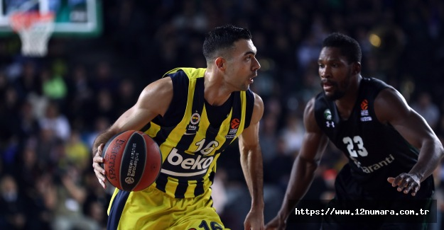 Darüşşafaka Tekfen 75-97 Fenerbahçe Beko