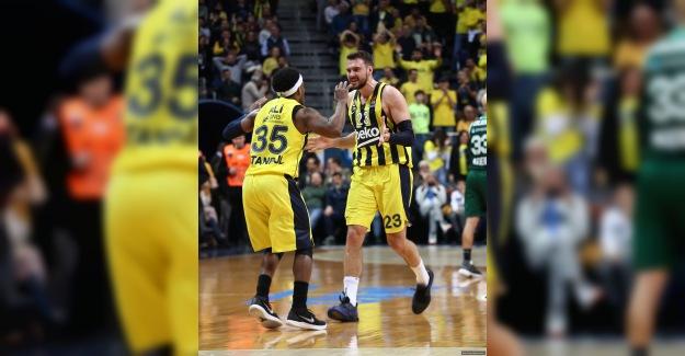 Fenerbahçe Beko Destan Yazıyor: 85-66