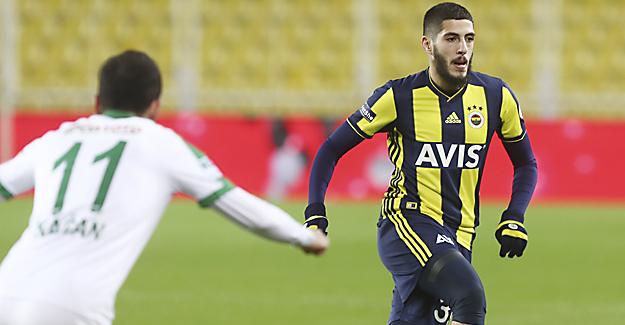Fenerbahçe'de Yassine Benzia kadro dışı bırakıldı
