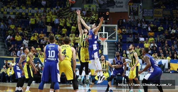 Fenerbahçe Beko 76-67 Buducnost Voli