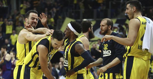Fenerbahçe Beko 88-82 Barcelona Lassa