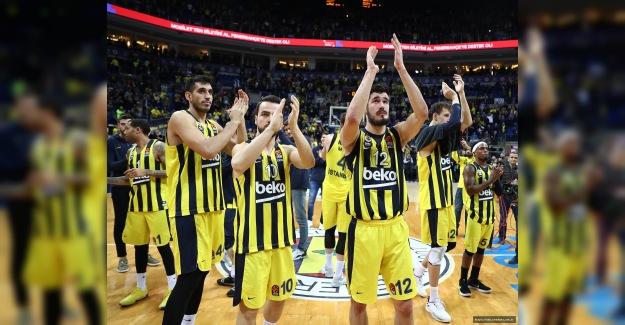 Fenerbahçe Beko'nun Play-off maç programı belli oldu
