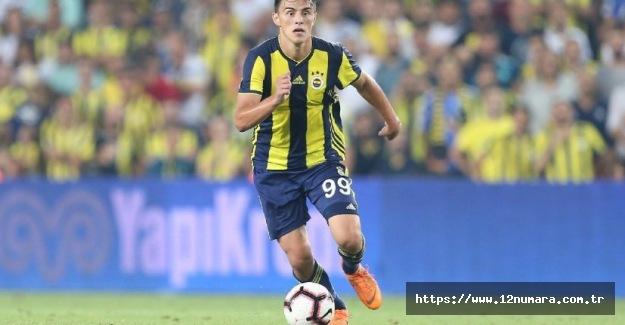Fenerbahçeli Eljif Elmas'a sürpriz transfer teklifi