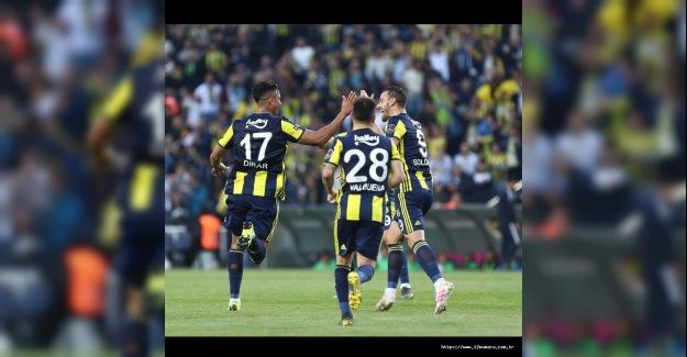 Fenerbahçe 2-1 Akhisarspor