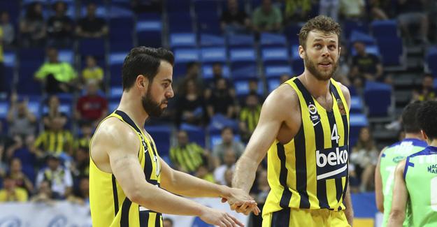 Fenerbahçe Beko 102 - 68 TOFAŞ