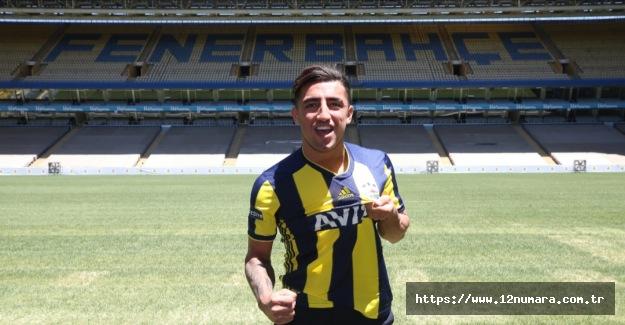 İranlı santrafor Allahyar Sayyadmanesh Fenerbahçe'de..