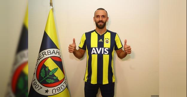 Vedat Muriqi Fenerbahçemizde