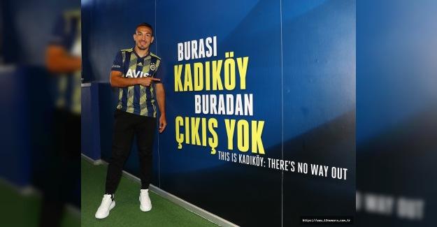 Mevlüt Erdinç Fenerbahçemizde