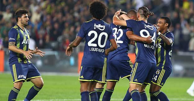 Fenerbahçe 5-1 İ.H. Konyaspor
