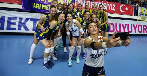 Fenerbahçe Opet 3-0 VakıfBank
