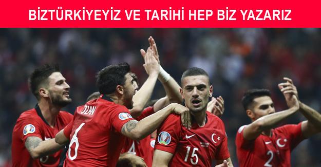 A Milli Takımımız EURO 2020 finallerinde