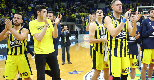 Fenerbahçe Beko 89-76 Khimki Moskova