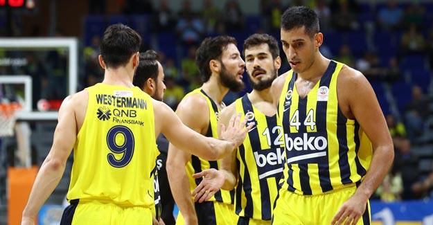 Fenerbahçe Beko'nun konuğu Khimki Moskova