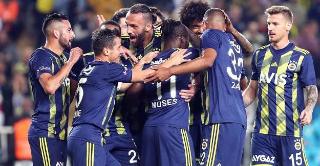 Fenerbahçemiz Kasımpaşa'yı konuk ediyor