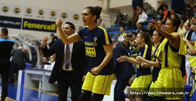 G.K. Çukurova Basketbol 59-83 Fenerbahçe Öznur Kablo