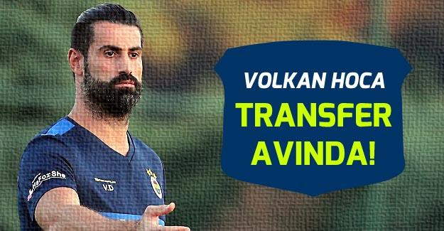 Volkan Demirel'den sürpriz transfer!
