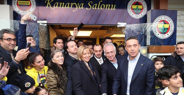 Başkanımız Gaziantep Fenerbahçeliler Derneği lokalinin açılışını gerçekleştirdi